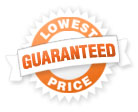 Lowest guaranted price